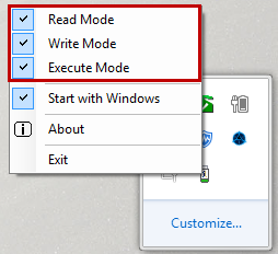 Start with Windows