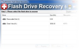 Softorbits flash drive recovery activation code