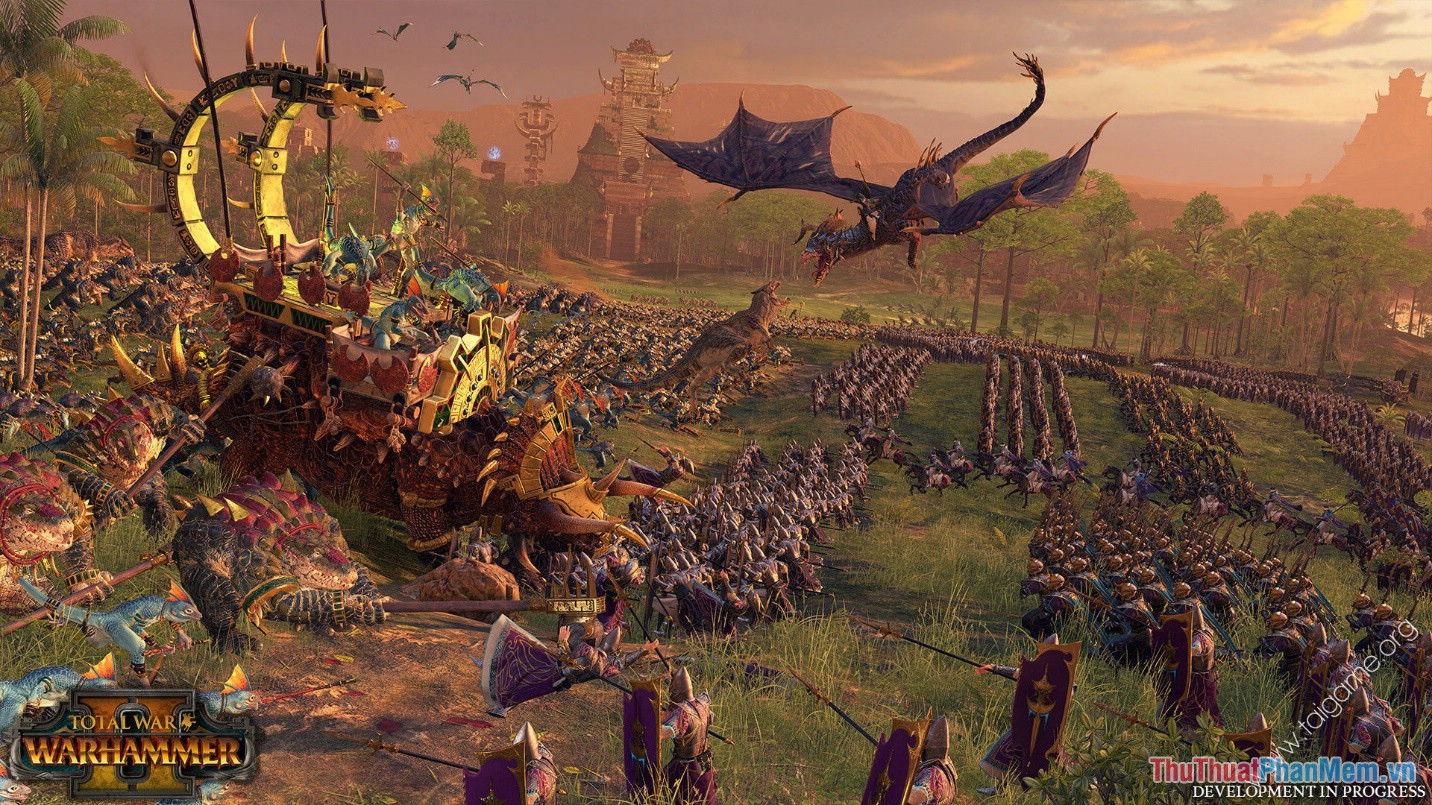 1. TOTAL WAR: WARHAMMER II