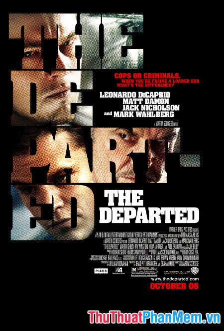 Điệp vụ Boston – The Departed